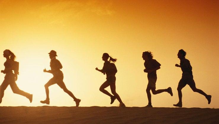 average-human-running-speed