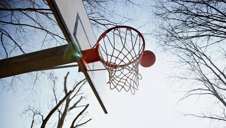 string-basketball-net