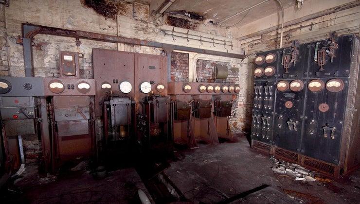 switchgear-used