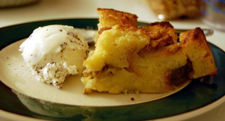 types-bread-bread-pudding