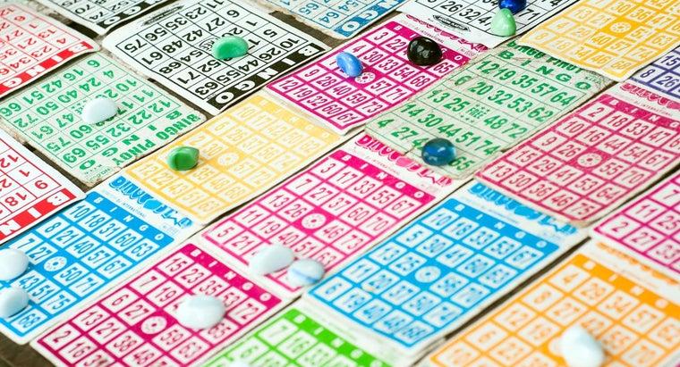 types-bingo-games