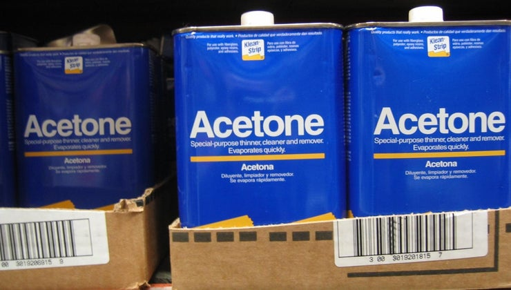 uses-acetone