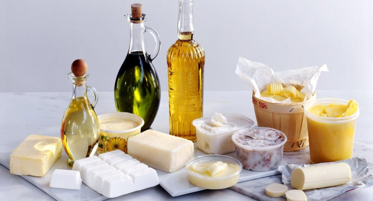 What Is Vegetable Fat? | Reference.com