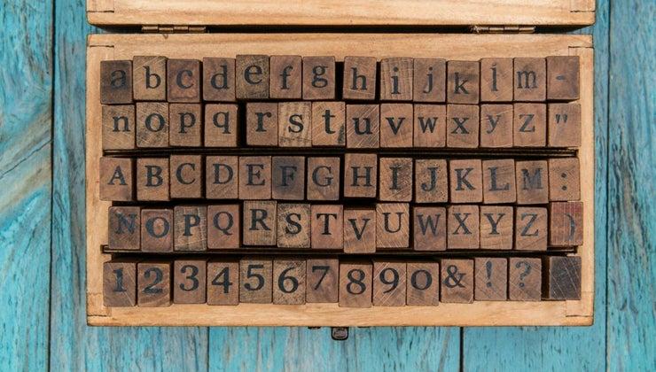 vowels-consonants