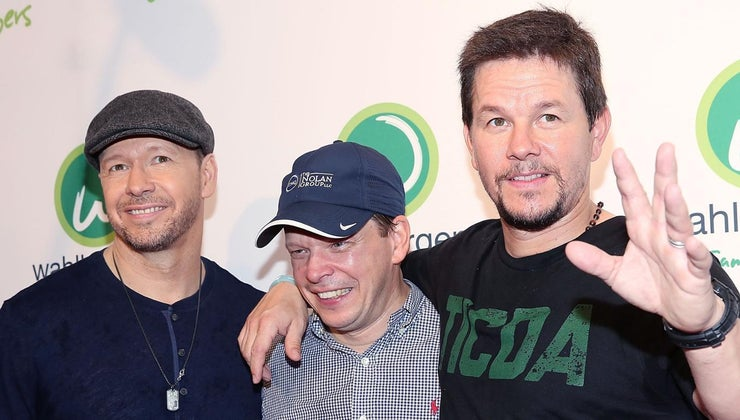 wahlberg-family-members-professional-entertainers