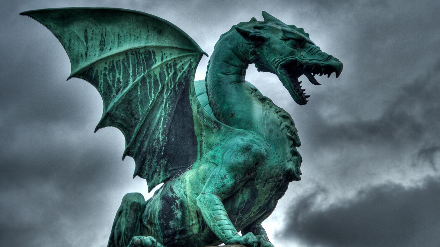 Фотографии драконов настоящих