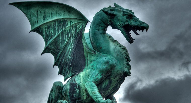were-dragons-real