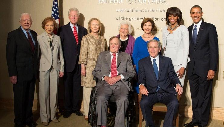were-last-10-u-s-presidents