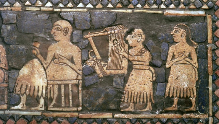 were-sumerian-social-classes
