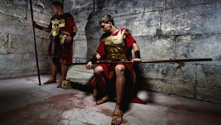 did-gladiators-wear