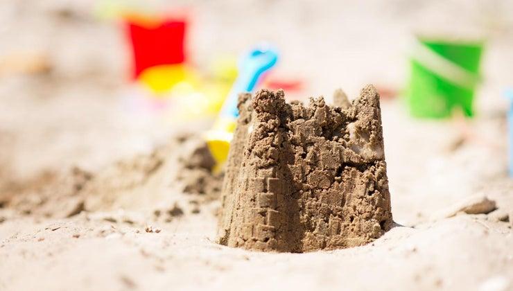 density-sand