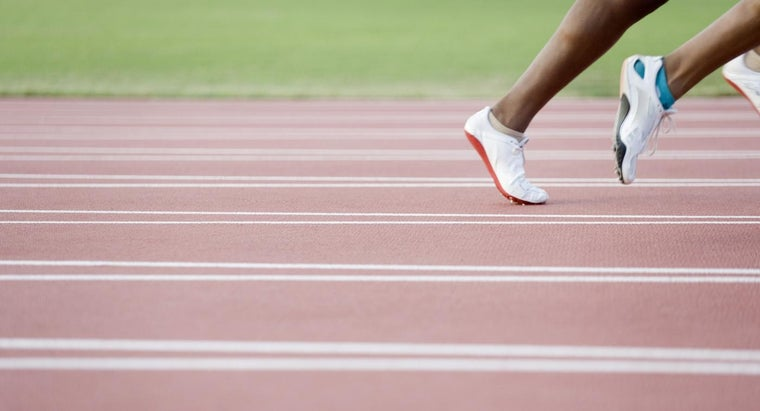 length-olympic-running-track