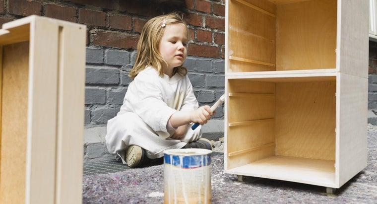 kind-paint-should-use-wood-dresser
