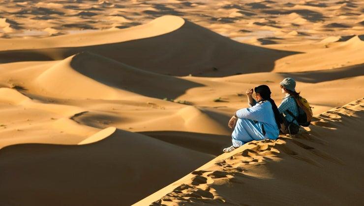 sahara-desert-located