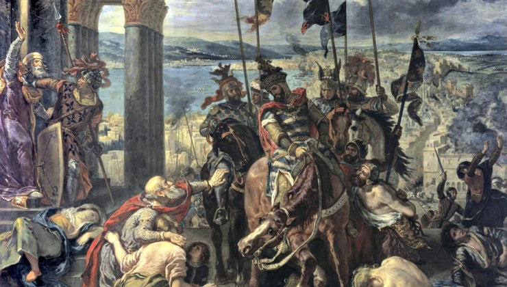 did-crusades-place