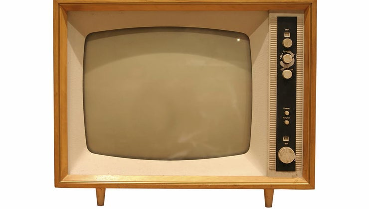 year-did-first-television-come-out