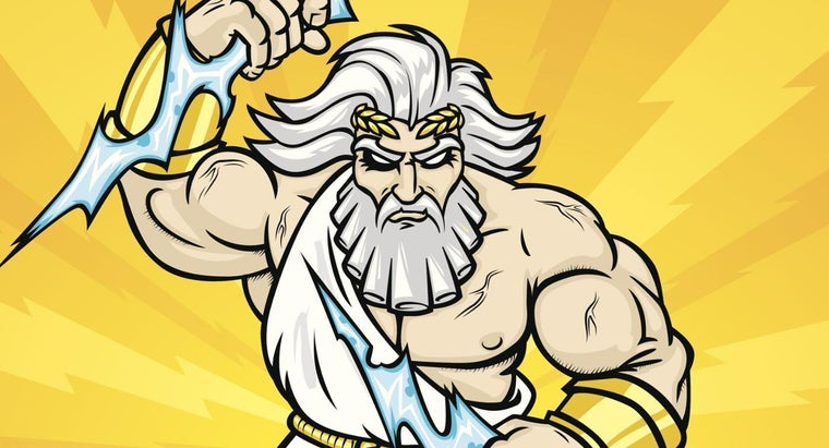 zeus-s-physical-appearance