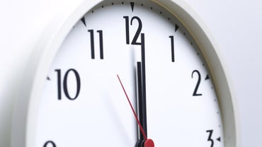 Is 12:00 Noon A.m. or P.m.?