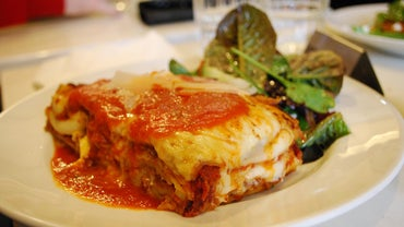 Crock-Pot Pasta Recipes: Lasagna