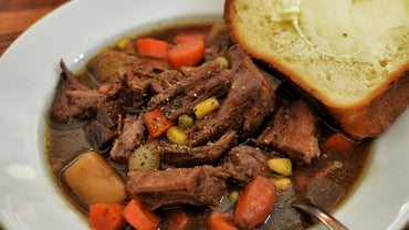 Hearty, Easy and Meaty: Crock-Pot Stew Recipe