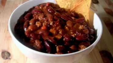 Healthy Crockpot Recipes: Slow Cooker Turkey Chili