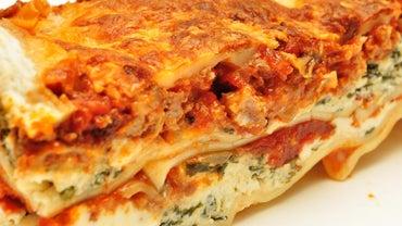 Winter Crock-Pot Recipes: Vegetable Lasagna