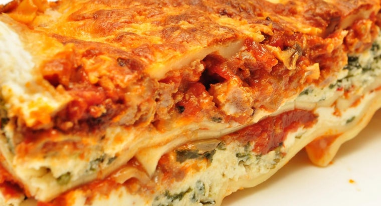 winter-crock-pot-recipes-vegetable-lasagna