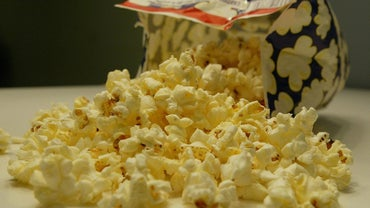 How Many Calories Are in a Bag of Microwave Popcorn?