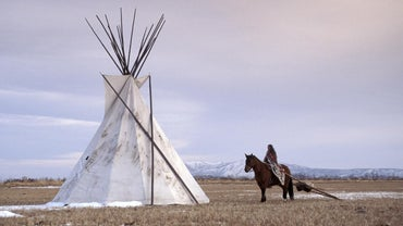 Why Did the Plains Indians Live in Tepees?