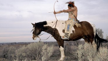 What Weapons Were Used by the Blackfoot Indians?
