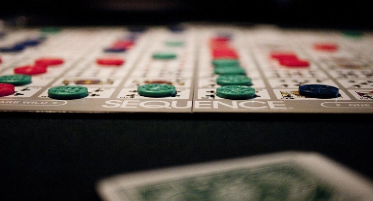 make-sequence-board-game