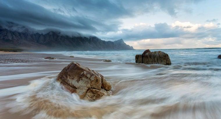water-erosion