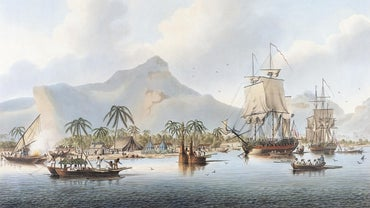 Which Countries Did Captain James Cook Discover?