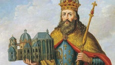 What Happened After Charlemagne's Death?