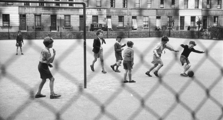 did-children-play-1950-s