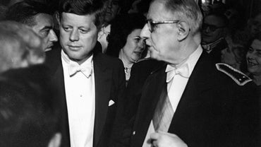 What Were Some Personality Traits of John F. Kennedy?