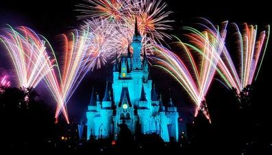 How Much Is Disney World Worth?