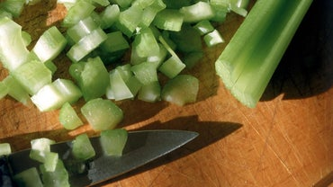 How Many Stalks of Celery Equals Two Cups?