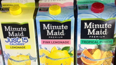 Does Minute Maid Lemonade Have Caffeine?