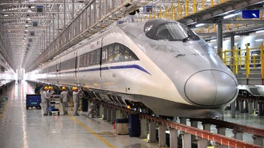 Who Invented the Bullet Train?