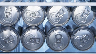 What Is the Surface Are of a Soda Can?
