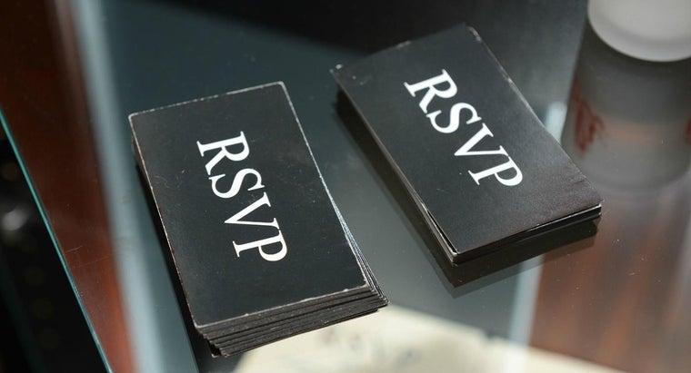 abbreviation-rsvp-mean