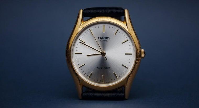 adjust-time-casio-watch