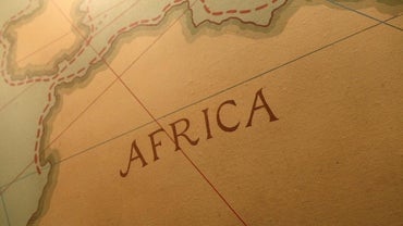 Where Is Africa Located?