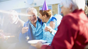 What Are Age-Appropriate Game Ideas for a 65th Birthday Party?