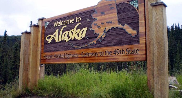 alaska-located