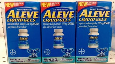 Does Aleve Contain Caffeine?