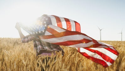 Should the American Flag Be Allowed to Touch the Ground?