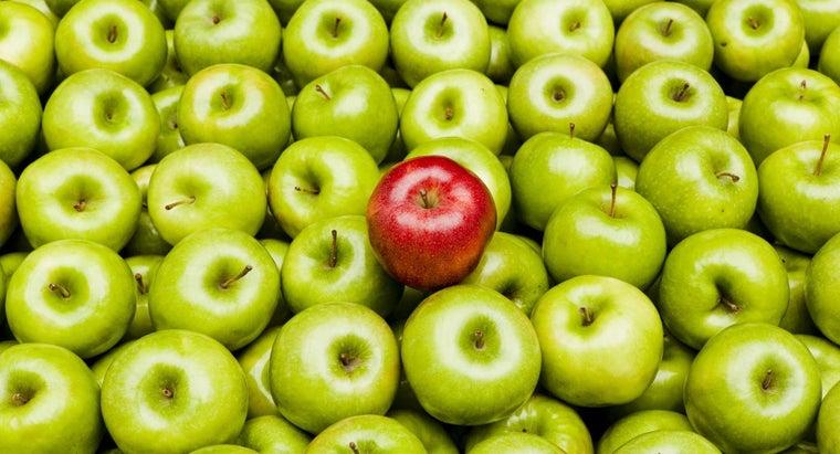 apples-acidic