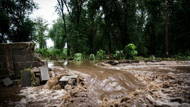 What Areas in the United States Are at High Risk for a Flood?